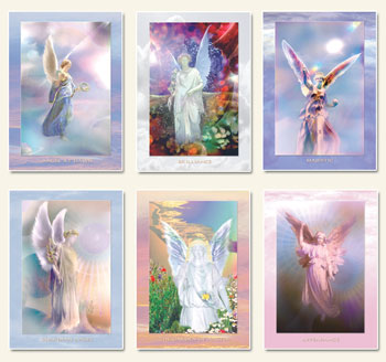 Stunning Angel Card Set