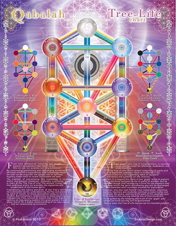 The Tree of Life Chart